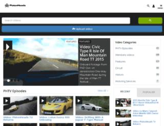 pistonheads.videojug.com screenshot