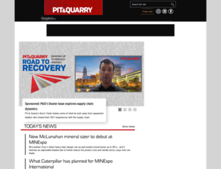 pitandquarry.com screenshot