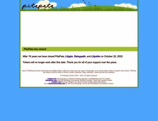 pitapata.com screenshot