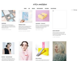 pitch-present.com screenshot