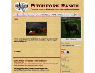 pitchfork.org screenshot