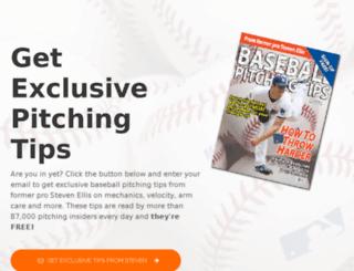 pitchingclips.com screenshot