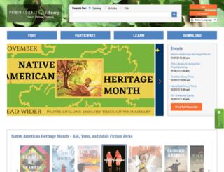 pitcolib.org screenshot