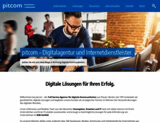 pitcom.net screenshot