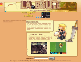 piteochat.labrute.fr screenshot