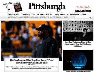 pittsburghmagazine.com screenshot