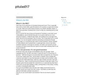 pitulas017.blogspot.be screenshot