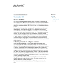 pitulas017.blogspot.pt screenshot