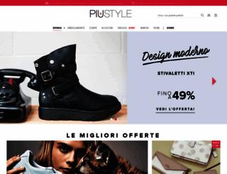 piustyle.com screenshot