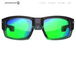 pivothead.com screenshot