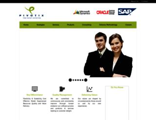 pivotix.com screenshot