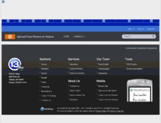 pix.13abc.com screenshot