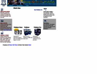 pixaround.com screenshot