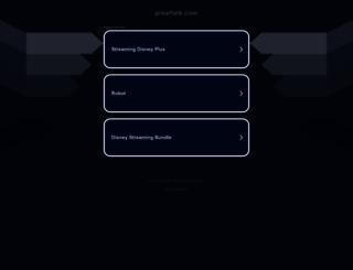 pixartalk.com screenshot