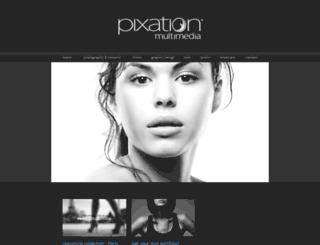 pixation.se screenshot