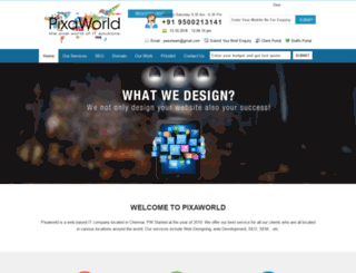 pixaworld.com screenshot