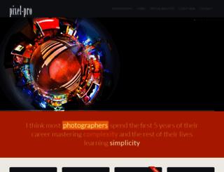 pixel-pro.com screenshot
