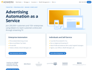 pixel.adwerx.com screenshot