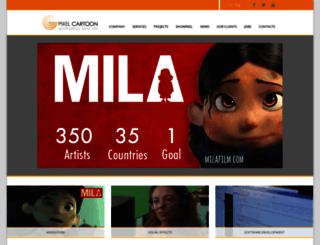 pixelcartoon.it screenshot