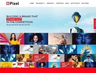 pixelcreations.in screenshot