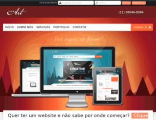 pixeleart.net screenshot