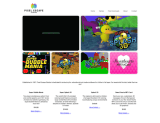pixelescape.com screenshot