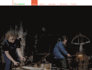 pixelfabrik.at screenshot
