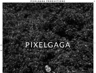 pixelgaga.com screenshot