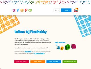pixelhobby.com screenshot