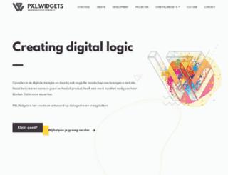 pixelindustries.nl screenshot