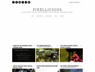 pixellicious.blogspot.com screenshot