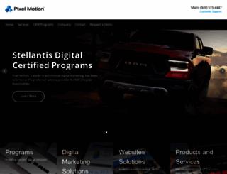 pixelmotion.net screenshot
