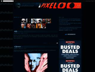 pixeloo.blogspot.com screenshot