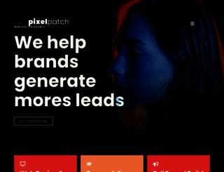 pixelpatch.co.uk screenshot
