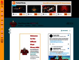 pixelpiracy.gamepedia.com screenshot