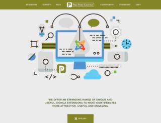 pixelpointcreative.com screenshot