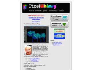 pixelwhimsy.com screenshot