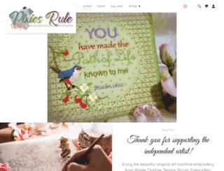 pixiesrule.org screenshot