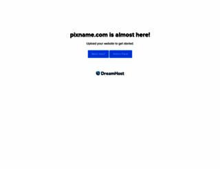 pixname.com screenshot