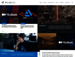 pixonic.com screenshot