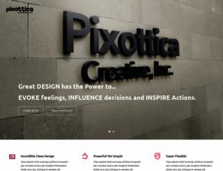 pixottica.com screenshot