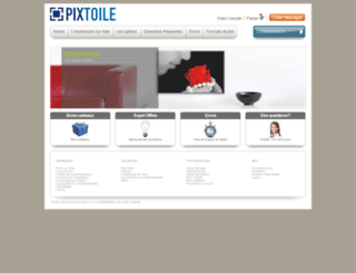 pixtoile.com screenshot