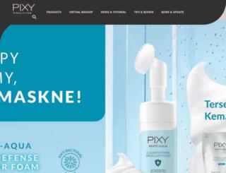 pixy.co.id screenshot