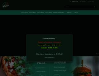 pizza-ariva.sk screenshot