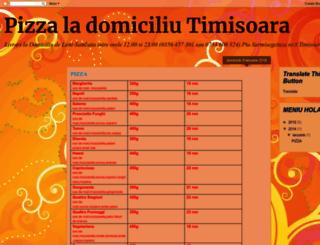 pizzahola.blogspot.ro screenshot