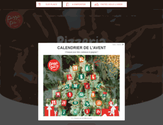 pizzapai.fr screenshot