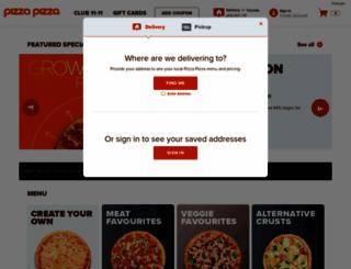 pizzapizza.ca screenshot