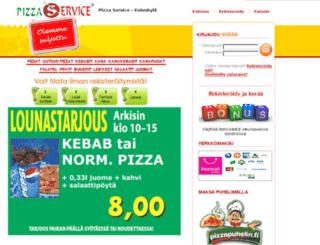 pizzaservice-koivukyla.gopizza.fi screenshot