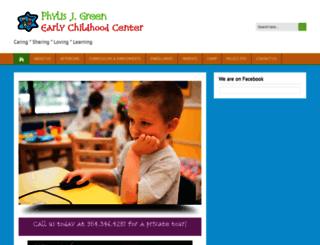 pjgecc.com screenshot