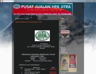 pjjhpa.blogspot.com screenshot
